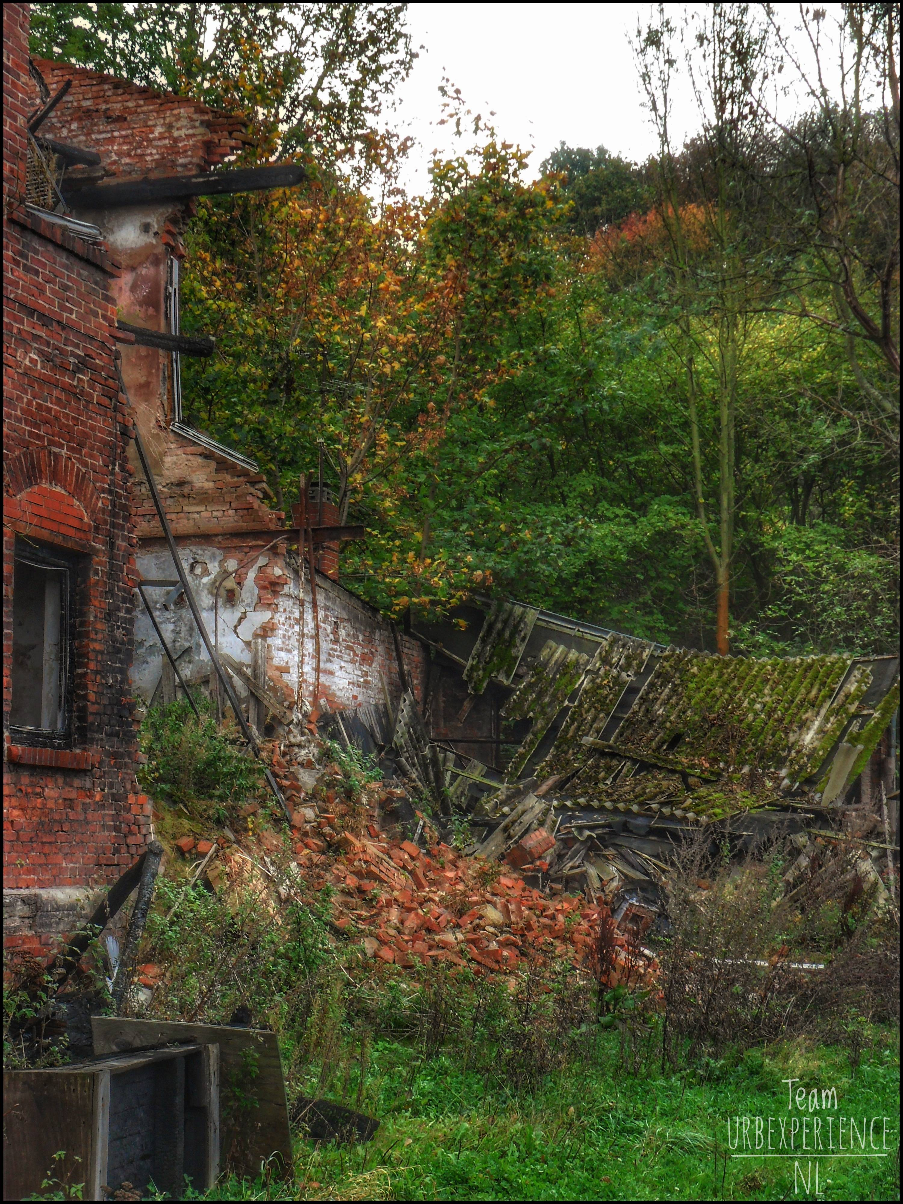 House in decay